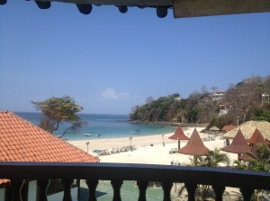 Blick vom Hotel Punta Galeon