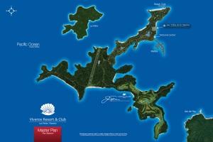 Isla Viveros Masterplan