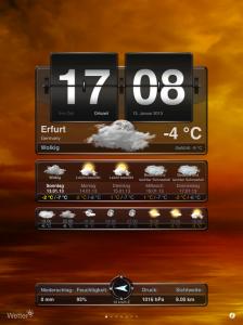 Wetter Erfurt