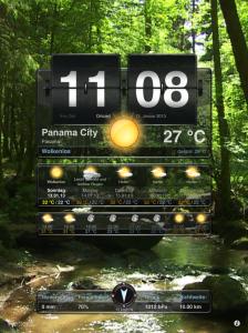 Wetter Panama
