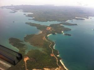 Isla Viveros 3000 ft