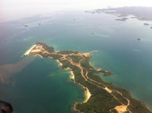 Isla Viveros North Beach 2