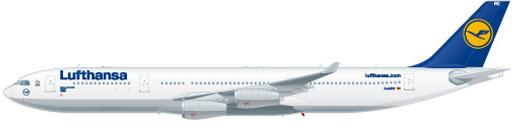 Airbus-A340-300-L-L